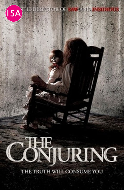 The Conjuring Movie Cover